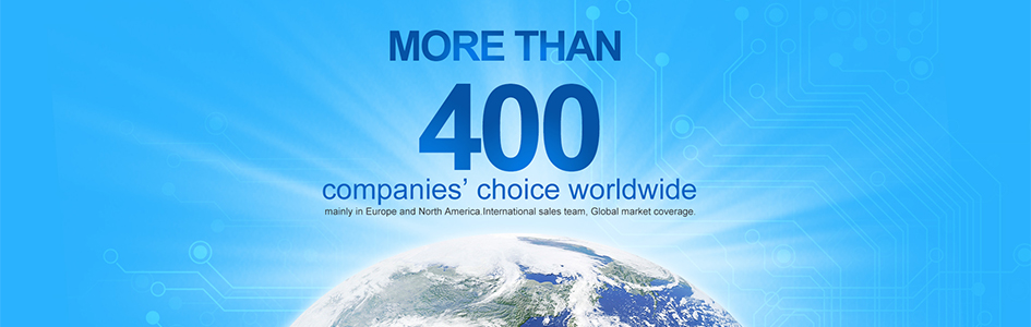 companies' choice worldwide