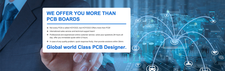 We offer you more than pcb boards